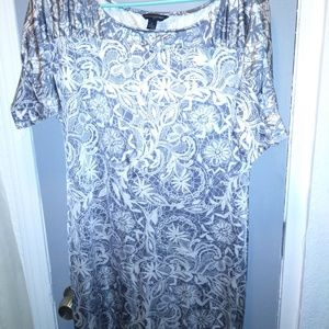 Banana republic casual dress size medium